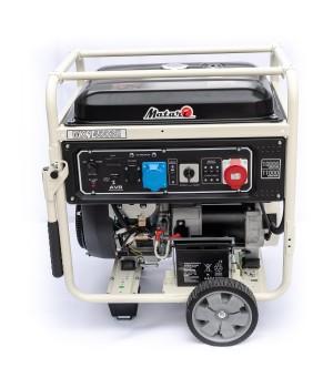 Бензиновый генератор 10кВт/10кВт Matari MX14003E