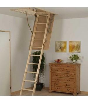 Чердачная лестница DOLLE Euroiso 1200х600 мм