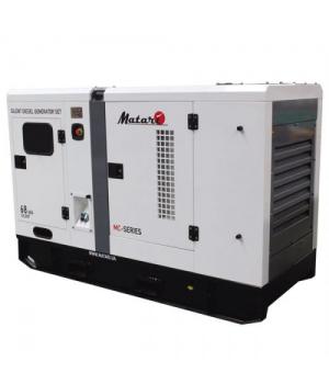 Дизельный генератор 200 кВт Matari MC200