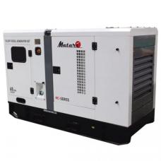 Дизельный генератор 400 кВт Matari MC400