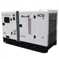 Дизельный генератор 50 кВт Matari MC50