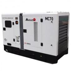Дизельный генератор 68 кВт Matari MC70