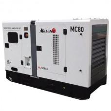 Дизельный генератор 80 кВт Matari MC80