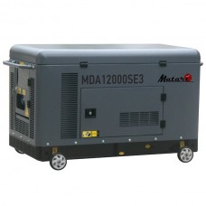 Дизельный генератор 9.5 кВт Matari MDA12000SE-ATS