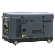 Дизельный генератор 9.5 кВт Matari MDA12000SE3-ATS