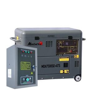 Дизельный генератор 4.5 кВт Matari MDA7500SE-ATS