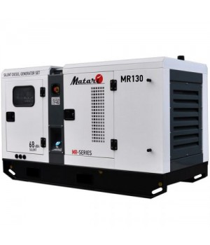 Дизельный генератор 128 кВт Matari MR130