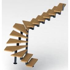 Лестница Универсал П-образная 11 1000
