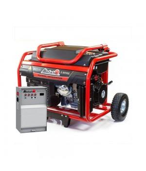 Бензиновый генератор 6 кВт Matari S8990E-ATS